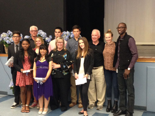Presenting the 2015 Dillon Henry Foundation Scholars